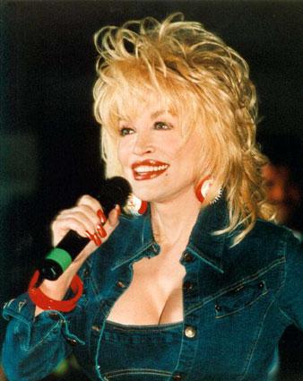 Dolly Parton, plus belle que jamais