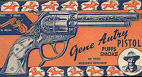 Gene Autry Pistol