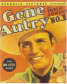 Gene Autry Cowboy No.1
