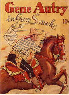 Gene Autry in Gun Smoke