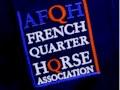 FRANCE (55) AFQH - Association Fran�aise du Quarter Horse