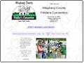 USA (NC) Alleghany County Fiddler's Sparta Convention