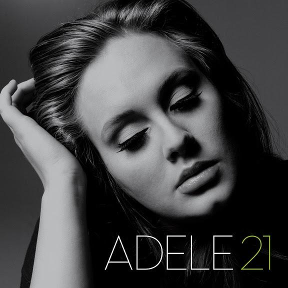 Adele Adkins album CD 21