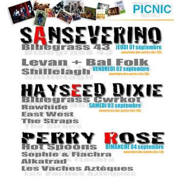 Acoustic Picnic Festival 2011 - Citadelle de Namur - Terra Nova