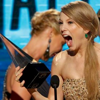 AMA 2011 Taylor Swift