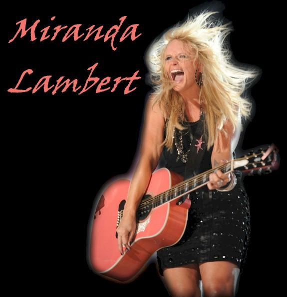 Miranda Lambert 2009