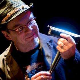Thierry Crommen harmonica