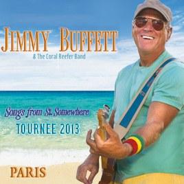 Jimmy Buffet Paris 2013