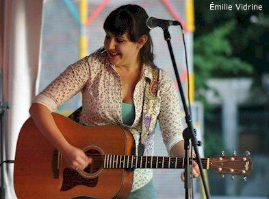 Emilie Vidrine