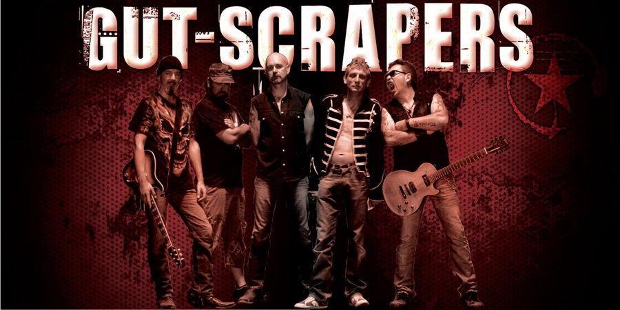 Gut-Scrapers