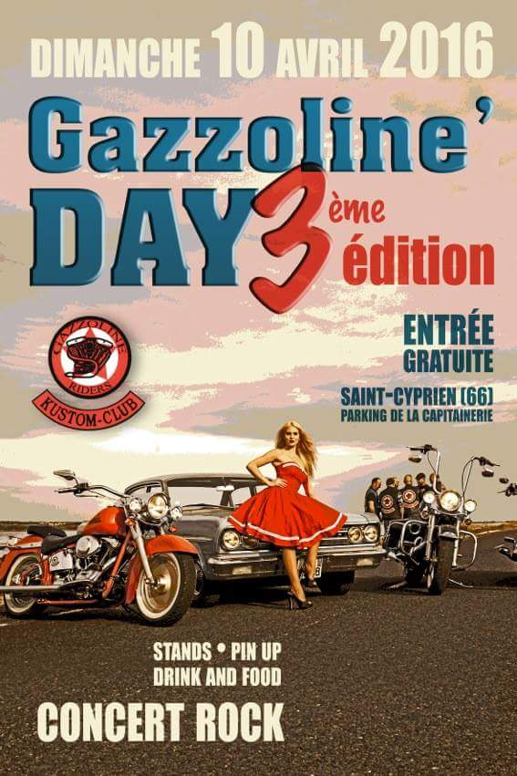 Gazzoline Day 2016 Springs